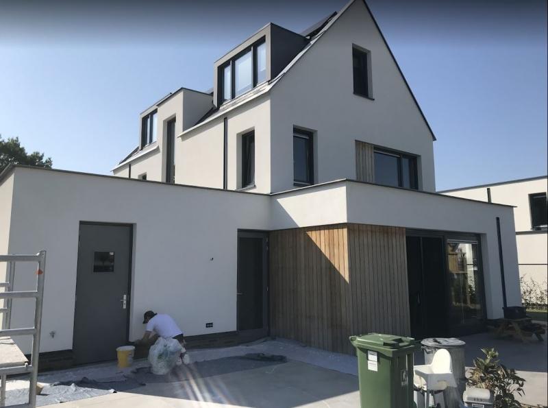 buitenmuren stucen gevelstucwerk Limburg Brabant