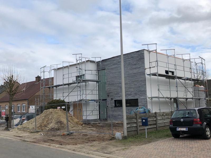Gevelwerken Gevelbekleding Limburg Noord Brabant